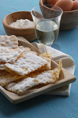 Crostoli di Carnevale - Veneto Friuli