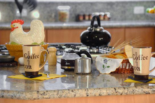 instrumentos del desayno