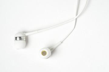 White headphones #5