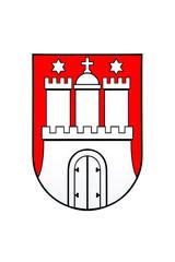 hamburg germany state seal logo