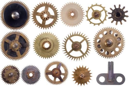 cogwheels set