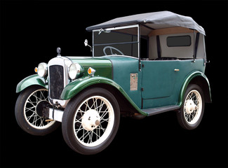 Printed roller blinds Fast cars 1930 Car