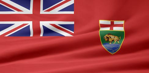 Manitoba Flagge