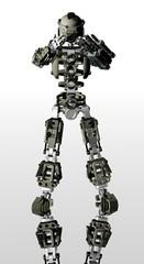 robot, bring it on