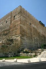 jerusalem old city wall israel