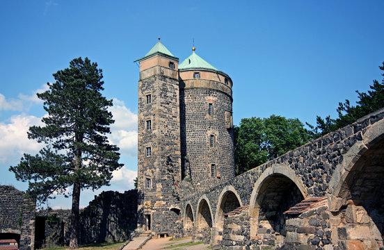 Burg Stolpen-Coselturm
