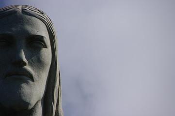 Christ du Corcovado, Rio, Brésil.