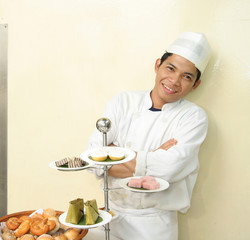 junior chef and pastry
