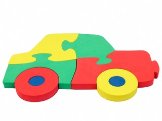 The Car from puzzle