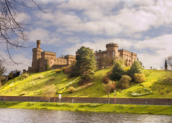 Inverness Castle, Inverness , Scotland