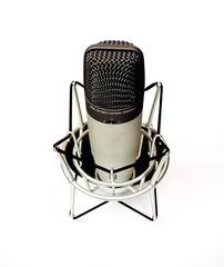 Podcasting Broadcasting Webinar Mic Microphone