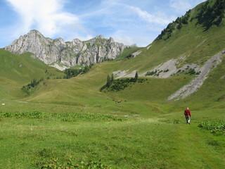 promenade alpine