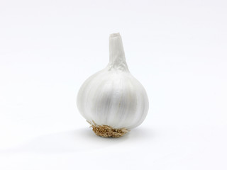 A hand of Garlic
