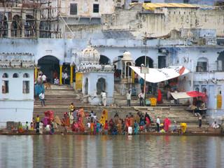 Keuken foto achterwand India Pushkar