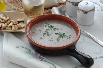 Zuppa di canocchie - Primi Emiia Romagna