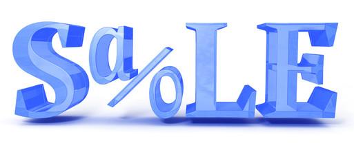 sale blue