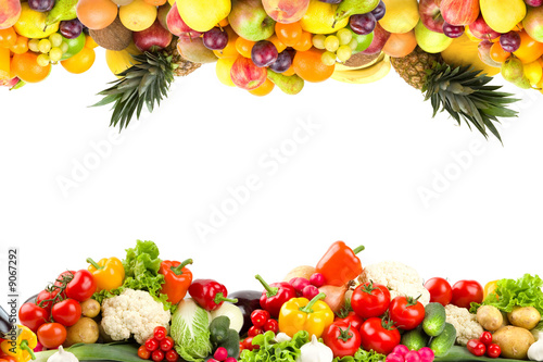 quot fruit and vegetable borders quot  stock photo and royalty free images on fotolia com pic 9067292 free clip art fruit borders free clip art fruit borders