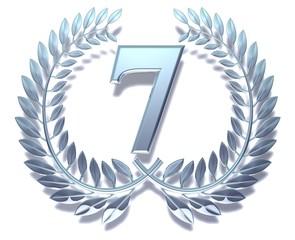 Sieben Silber