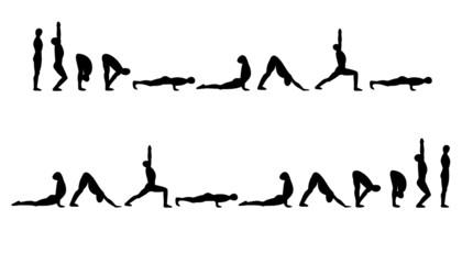 Surya Namaskar B (Yoga)