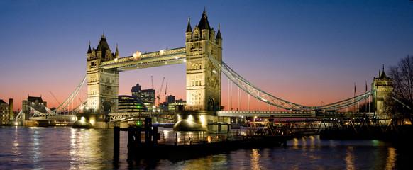 Tower Bridge Panorama