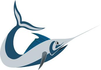 swordfish vector file