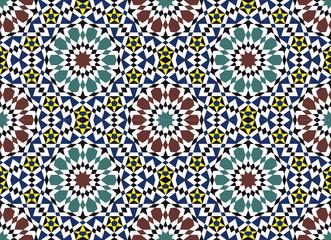Agadir Seamless Pattern