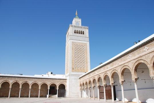 grande mosquée de tunis