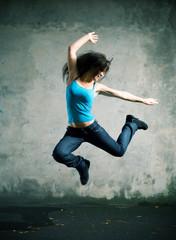 Dancer.
