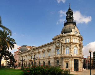 Palacio Consistorial - CIty Hall, Cartagena, Spain