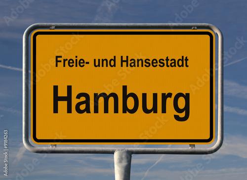 ortseingangsschild freie und hansestadt hamburg stockfotos und lizenzfreie bilder auf fotolia. Black Bedroom Furniture Sets. Home Design Ideas