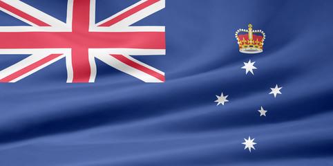 Viktorische Flagge