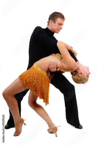 For the first time ever, ballroom dancing is taking the field at the 5th annual