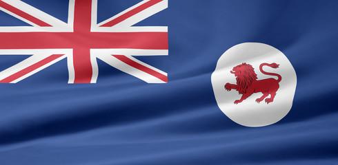 Tasmanische Flagge
