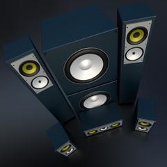 sound system 03