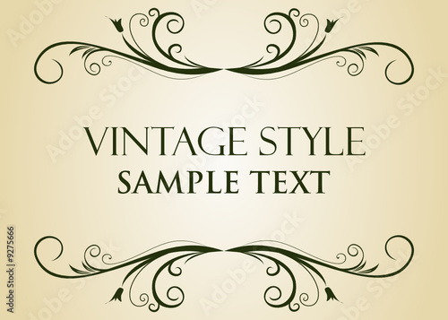 """retro vintage banner"""" stock image and royalty-free vector files on, Powerpoint templates"""