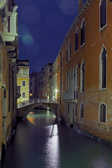 Wall Mural - Kanal in Venedig