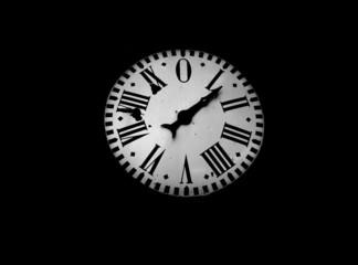 Vintage Time - B/W