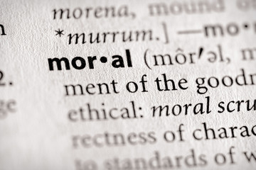 """moral"". Many more word photos in my portfolio...."