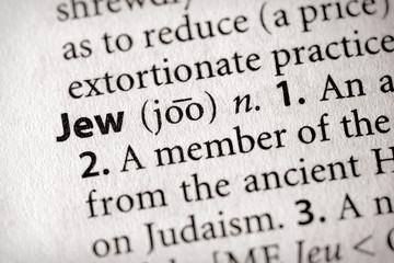 """Jew"". Many more word photos in my portfolio...."