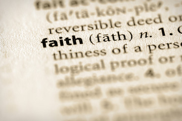 """faith"". Many more word photos in my portfolio...."