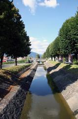 canal Yverdon