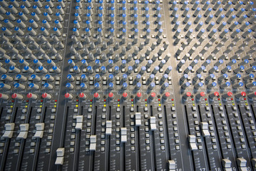 mixingdesk background pattern