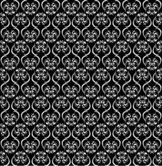 Vektor Tapeten Muster Designhintergrund