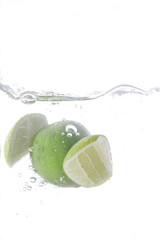 limes splash