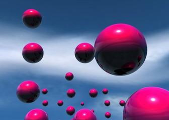 Pink Kugel