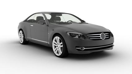 German luxury sports car