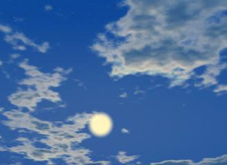 nachthimmel night sky