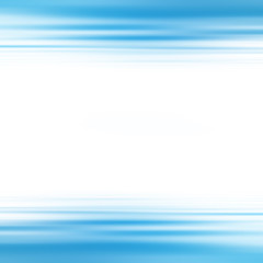 abstract blue background with some smooth lines in it