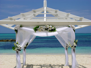The place to get married on Grand Bahama Island.