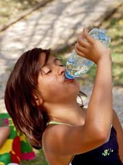 reines gesundes wasser für fitness und vitalität